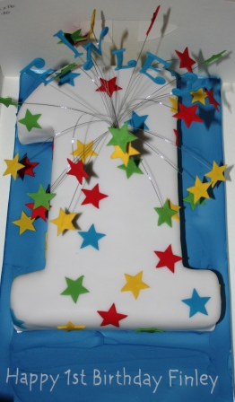 20120619-No 1 Birthday Cake.JPG