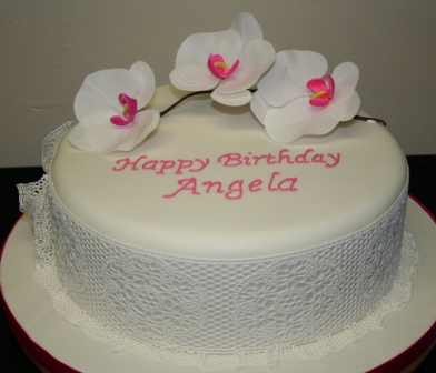20121009 Icing Lace CakeJPG