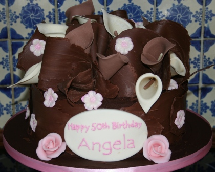 20121012-Chocolate birthday cake.JPG