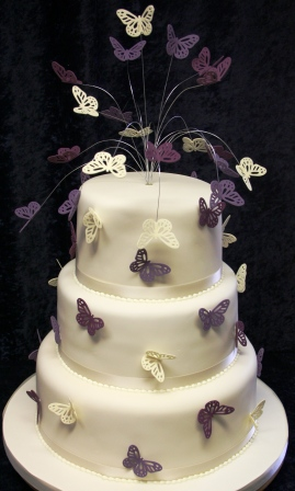 20130604-Purple Butterfly Cake.JPG